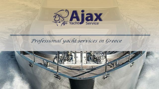 AJAX YACHT SERVICE- PAINTING-WOODWORKING-OVERHAULING-MECHANICAL SERVICES-ELECTRICAL AND ELECTRONICS-GENERAL CONSTRUCTION-RECREATIONAL YACHT CARE-PERAMA-ATHENS-GREECE